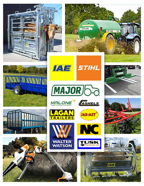 IAE Products & New/Used Machinery at T.H. Jenkinson