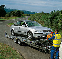 Ifor Williams Car Transporters