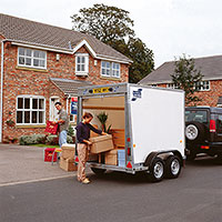 Ifor Williams Box Vans