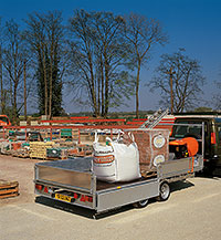 Ifor Williams Flat Bed Trailers