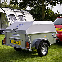 Ifor Williams Unbraked Trailers