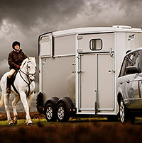 Ifor Williams HBX Horseboxes