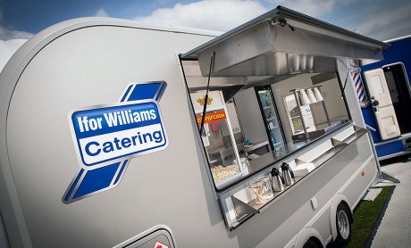 Business InABox Catering Unit