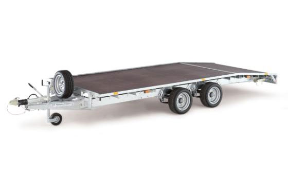 Ifor Williams Beavertail Trailers