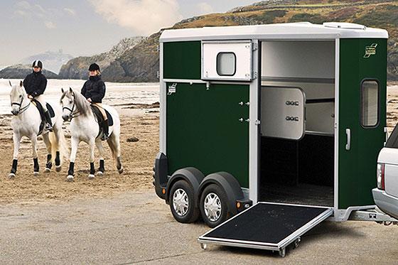 Ifor Williams HB506 Horsebox