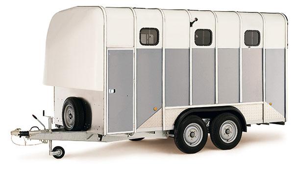 Ifor Williams HB601 Horsebox
